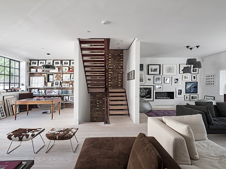 Clarendon Works by Moreno:Masey Architecture