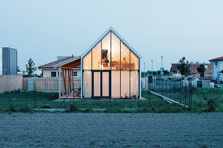 Family House by JRKVC