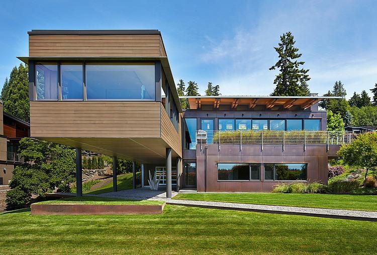 Brook Bay by Sundberg Kennedy Ly-Au Young Architects