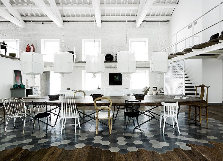 Umbria Residence by Paola Navone