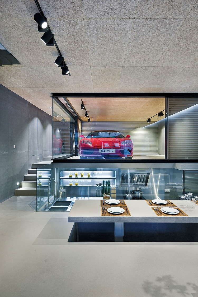 Interior Garage Design Ideas
