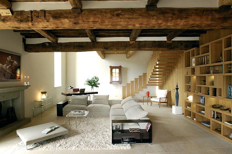 Todi Villa by Alhadeff Architects
