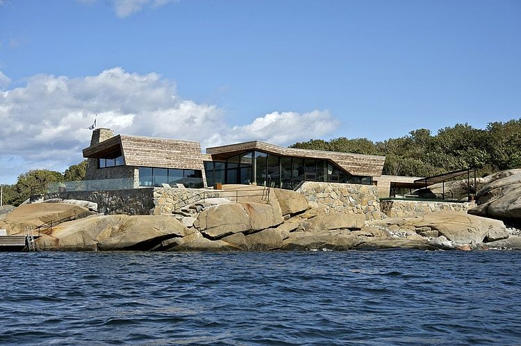 Summer House by Jarmund/Vigsnæs Architects