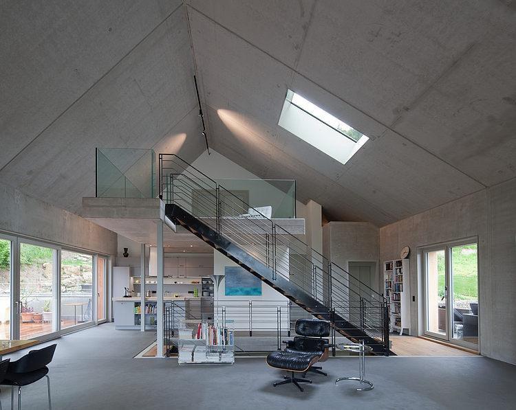 Concret (e) by Fabi Architekten