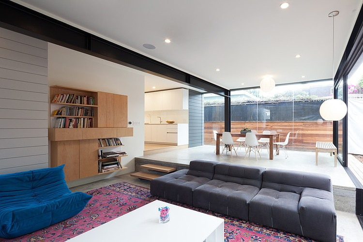 Bay Street Home by Bittoni Architects