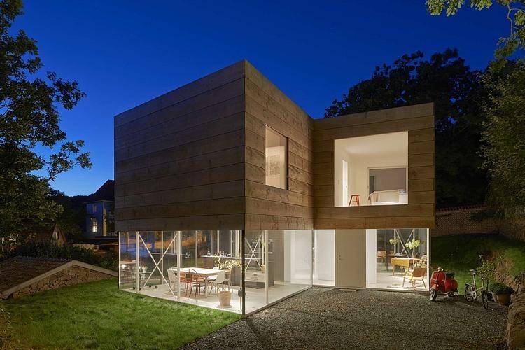 Mölle House by Elding Oscarson