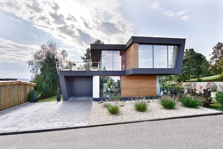Haus W By M3 Architekten Homeadore