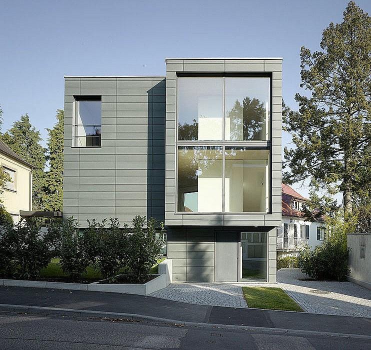 K2 House by Bottega + Ehrhardt Architekten