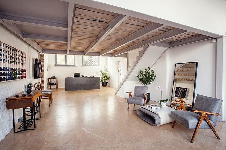 Renovated Factory by Grzegorz Layer Architekt
