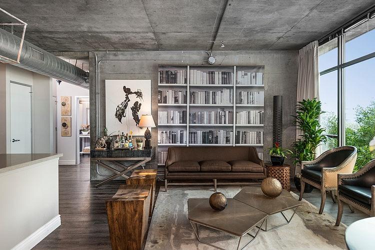 Dwell Loft By Slesinski Design Group Homeadore