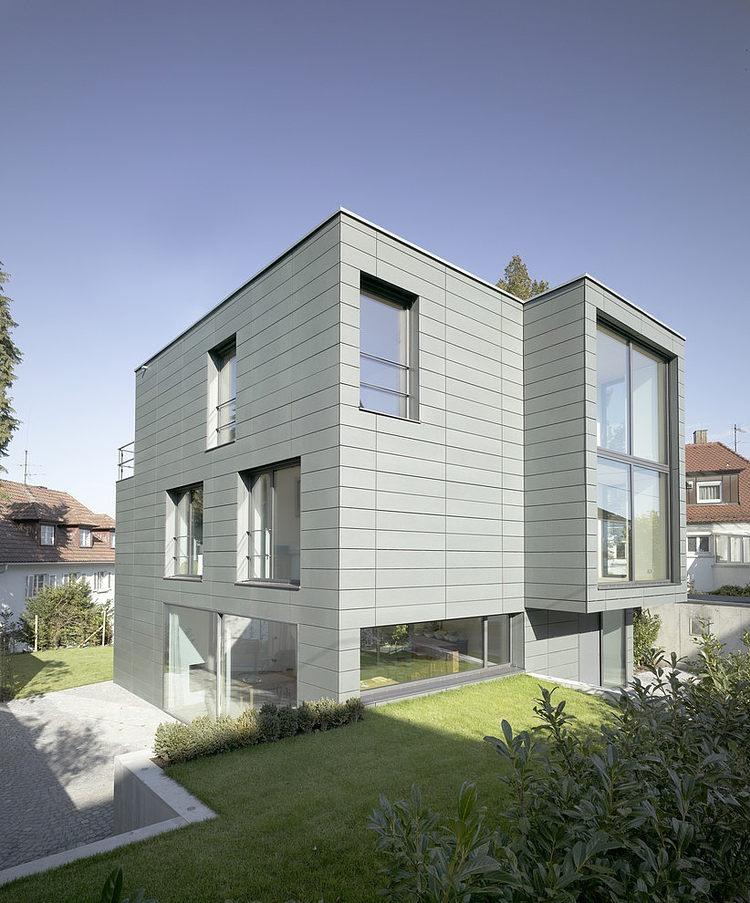 004 k2 house bottega ehrhardt architekten homeadore. Black Bedroom Furniture Sets. Home Design Ideas