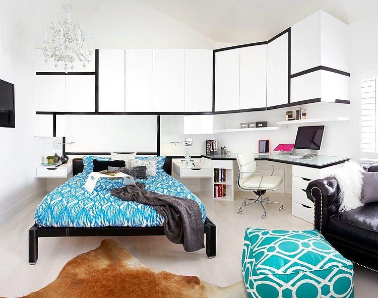 Walker Apartment by Dupuis Design