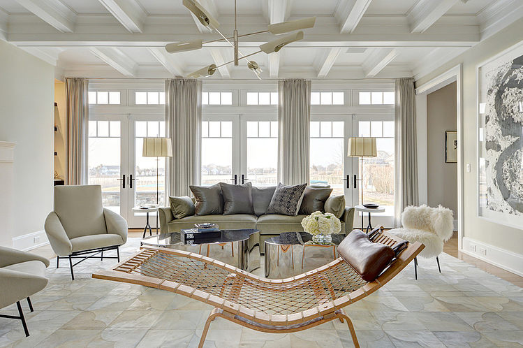Montauk Beach House By House Of Oasis Homeadore