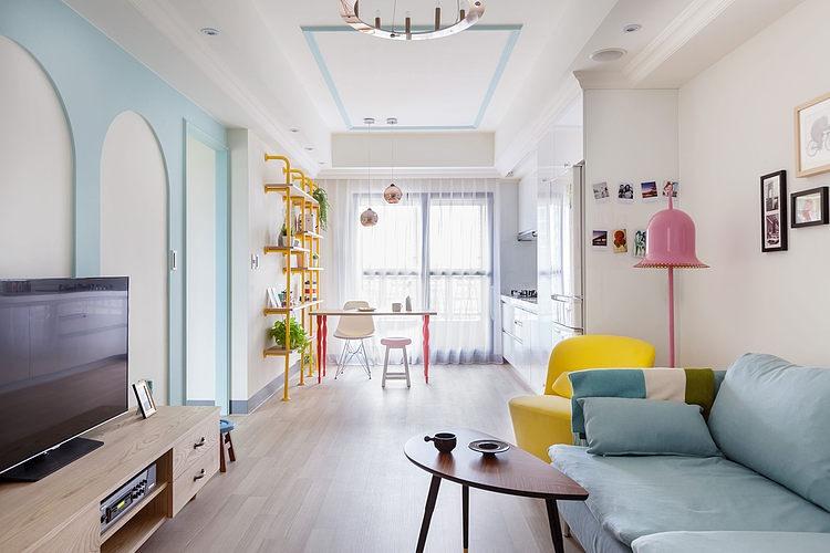 The Wonderland Apartment by House Design Studio