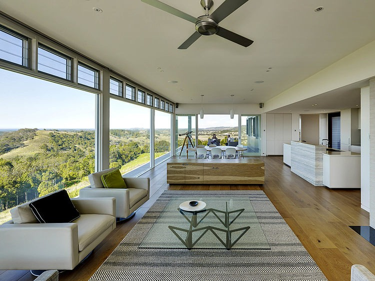 Coorabell Residence by Zaher Architects