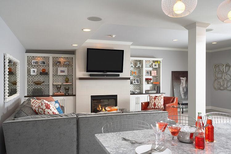 Bruce Avenue Residence by Martha O'Hara Interiors