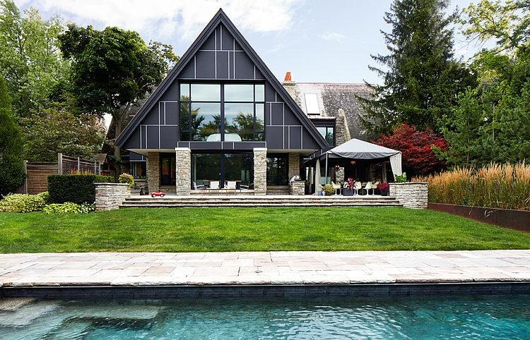 Gallery House by Taylor Smyth Architects
