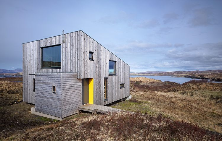 Hen House by Rural Design Architects