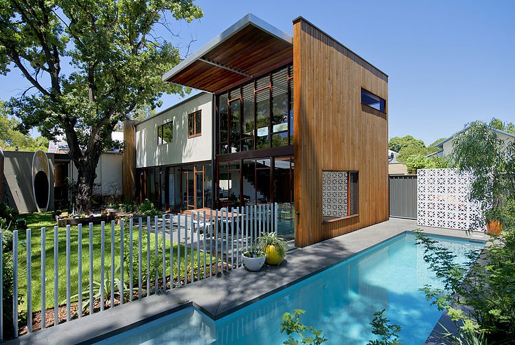 001 Waverley Street House Klopper Davis Architects Homeadore