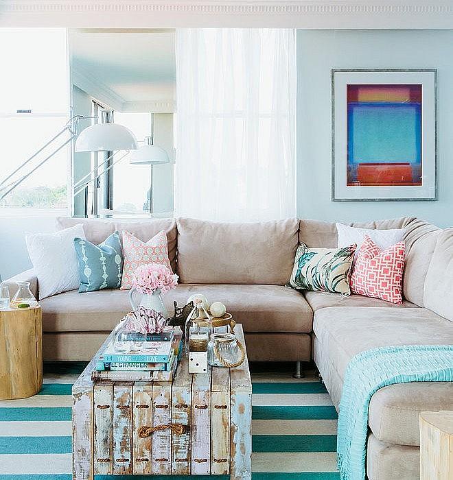 Beachside Apartment by Nest Designs
