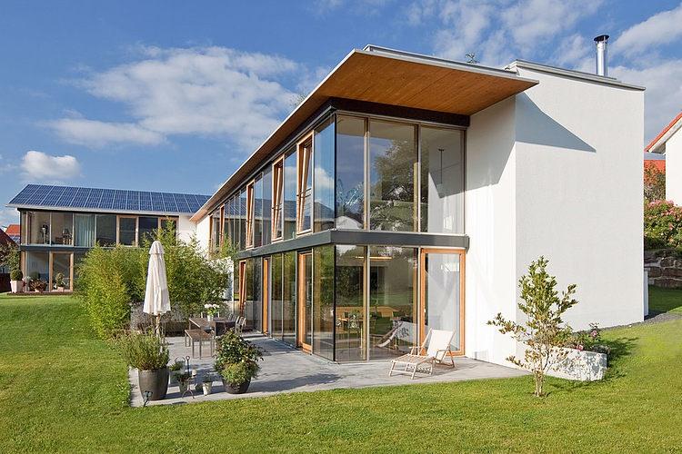 Multi-Generational House by Kaercher Architekten
