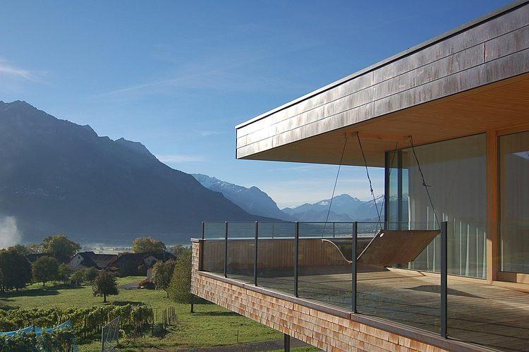 Schaan Residence by K_M Architektur