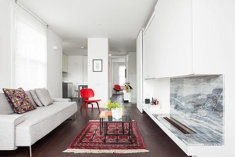 Ambergate Street by Francesco Pierazzi Architects