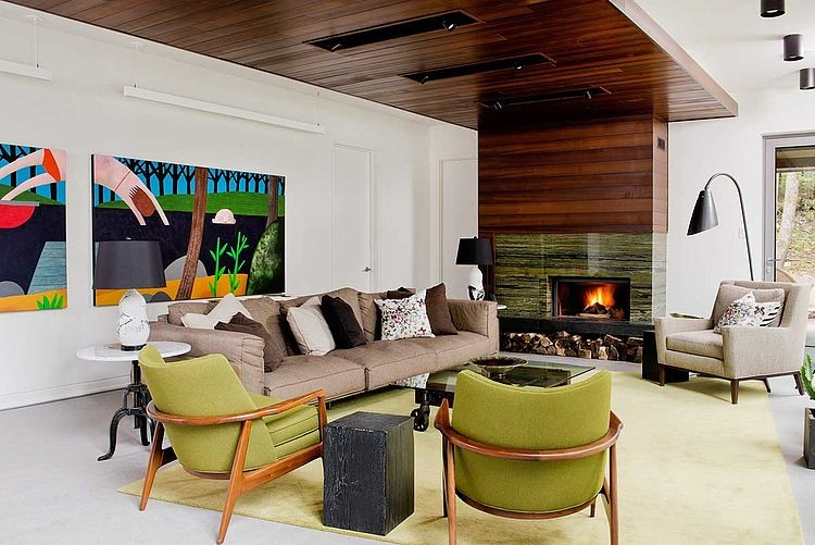 Chalet Lac Gate by Boom Town