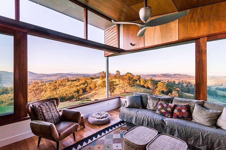 Benbulla House by Austin Mcfarland Architects