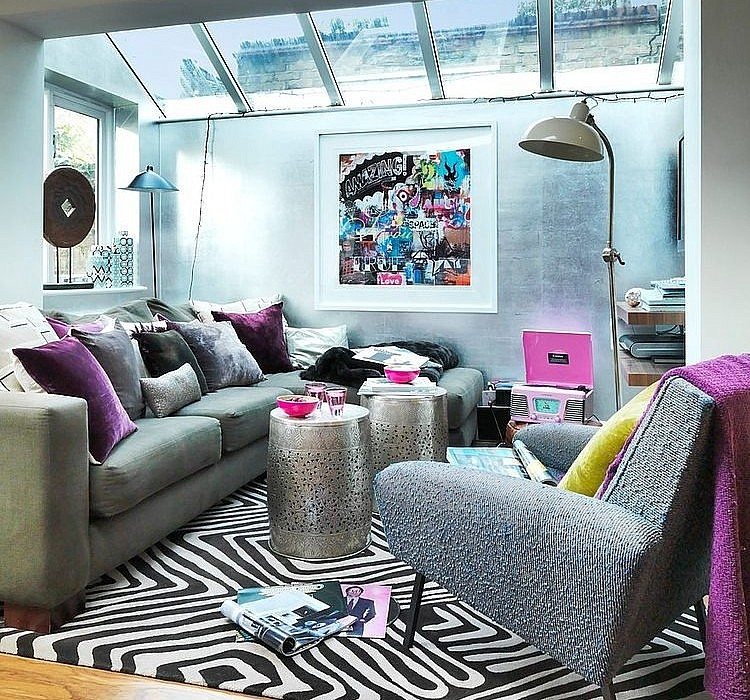 Fulham Townhouse by Juliette Byrne