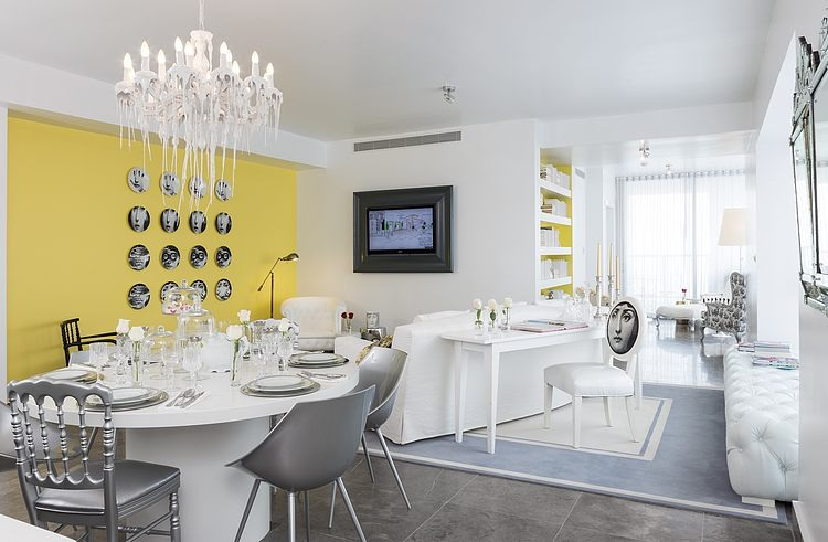016 yoo panama philippe starck homeadore for Salle a manger style baroque