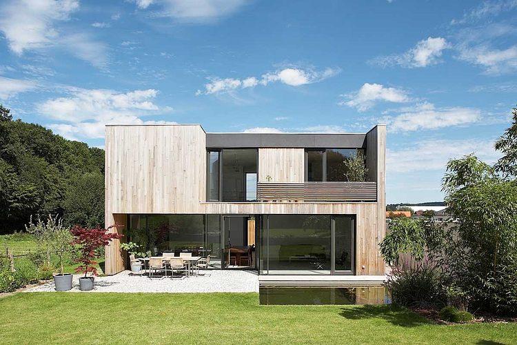 Modern Houses by Zamel Krug Architekten