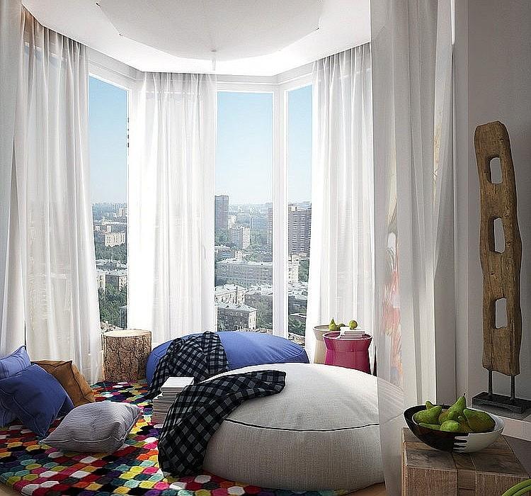 St. Petersburg Apartment by Diana Tarakanova