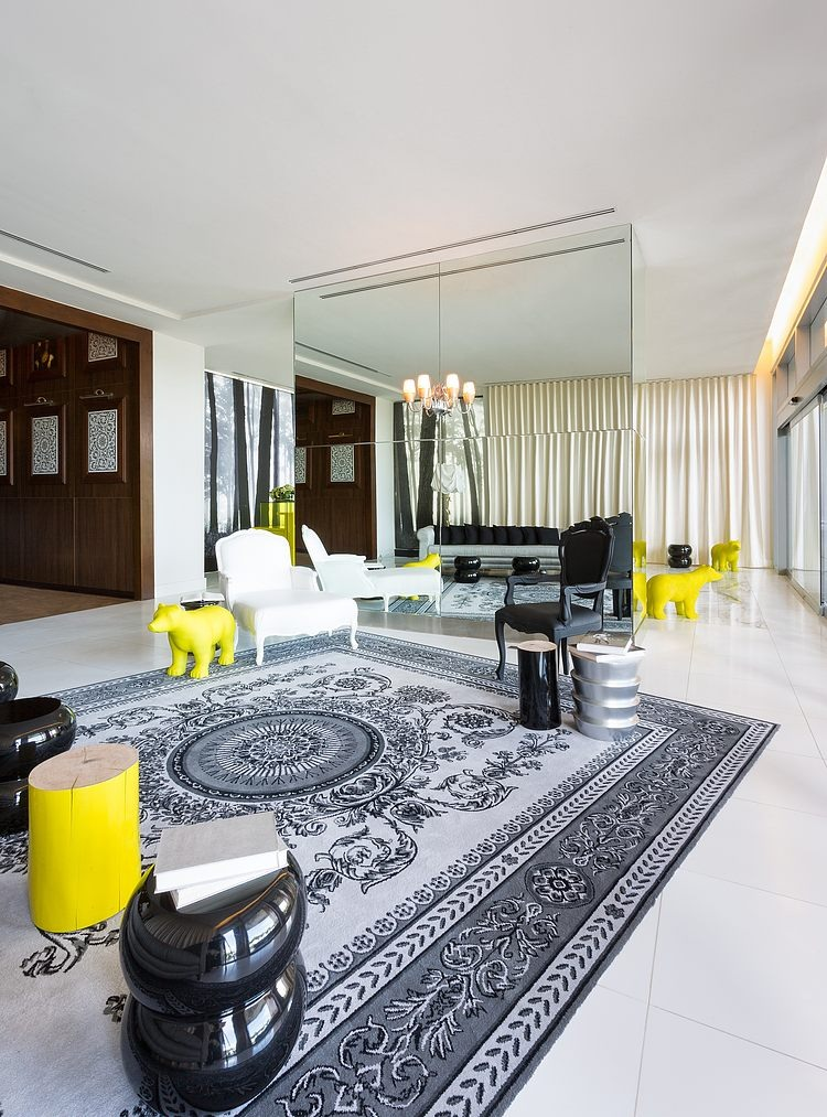 039 yoo panama philippe starck homeadore for Philippe starck interior designs
