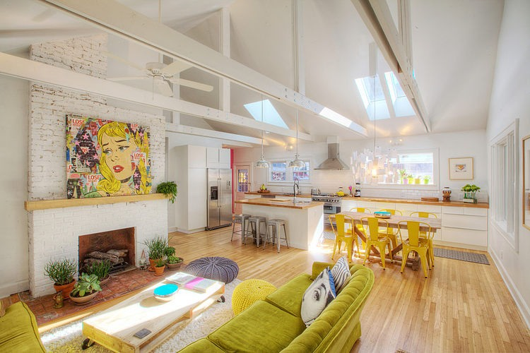 Broad Ripple Bungalow by HAUS