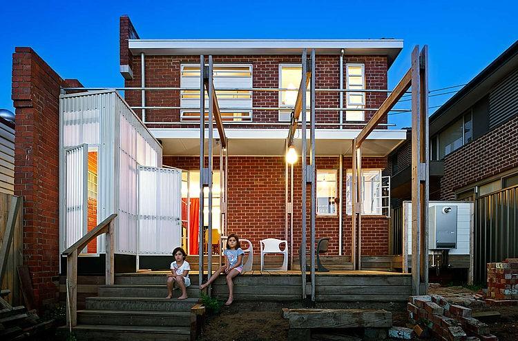 John & Kathleen's by Irons Mcduff Architecture