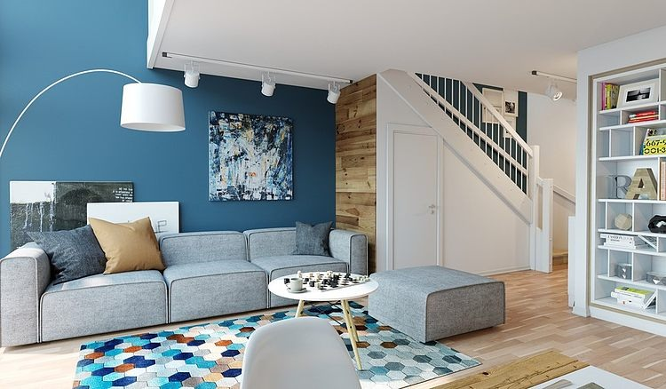 Apartment in Oslo by Archiforms Studio