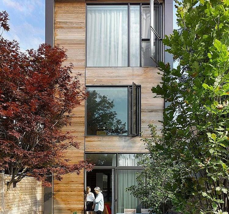 Garden House by LGA