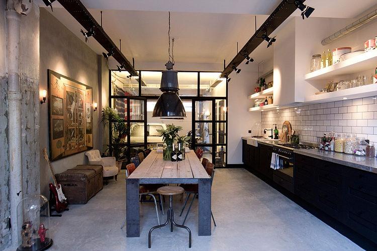 Loft in Amsterdam by Bricks Amsterdam