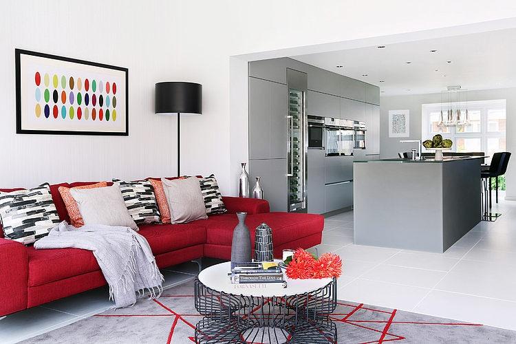 Milton Keynes House by LLI Design