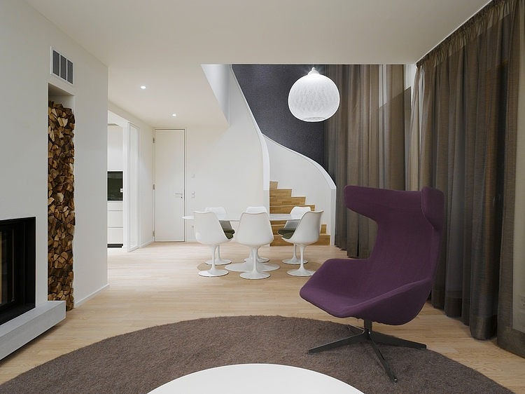 Quant 1 Residence by Ippolito Fleitz Group