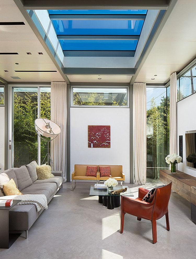 Everett Street Residence by Dawson & Clinton