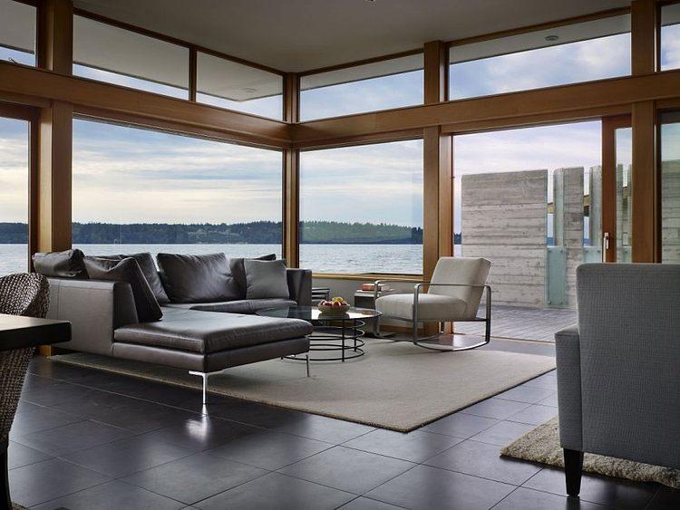 Hat Island Residence by Bjarko | Serra Architects