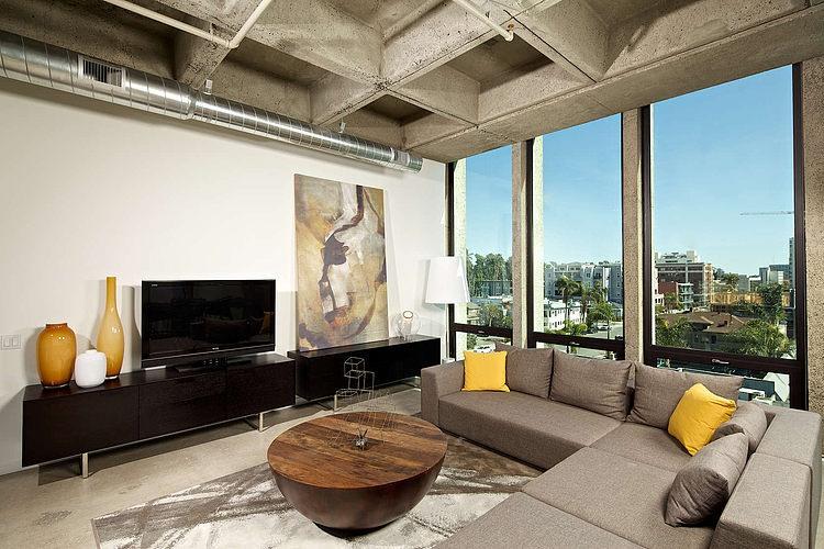 Loft in San Diego by Hawkins + Hawkins Architects