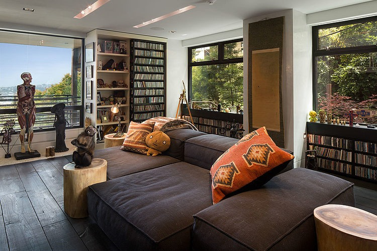 Marin Residence by Dawson & Clinton