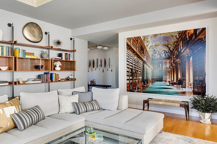 Boston Residence by Andra Birkerts Design