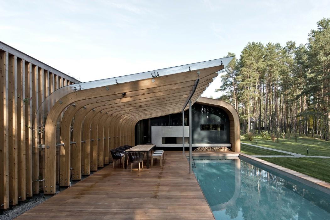 Villa G by Audrius Ambrasas Architects