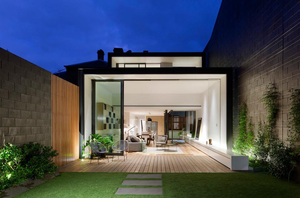 Bridport House by Matt Gibson Architecture + Design