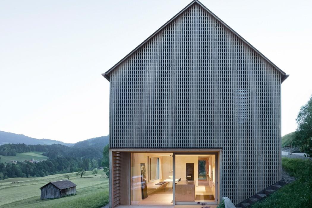 Hause for Julia and Björn by Architekten Innauer Matt