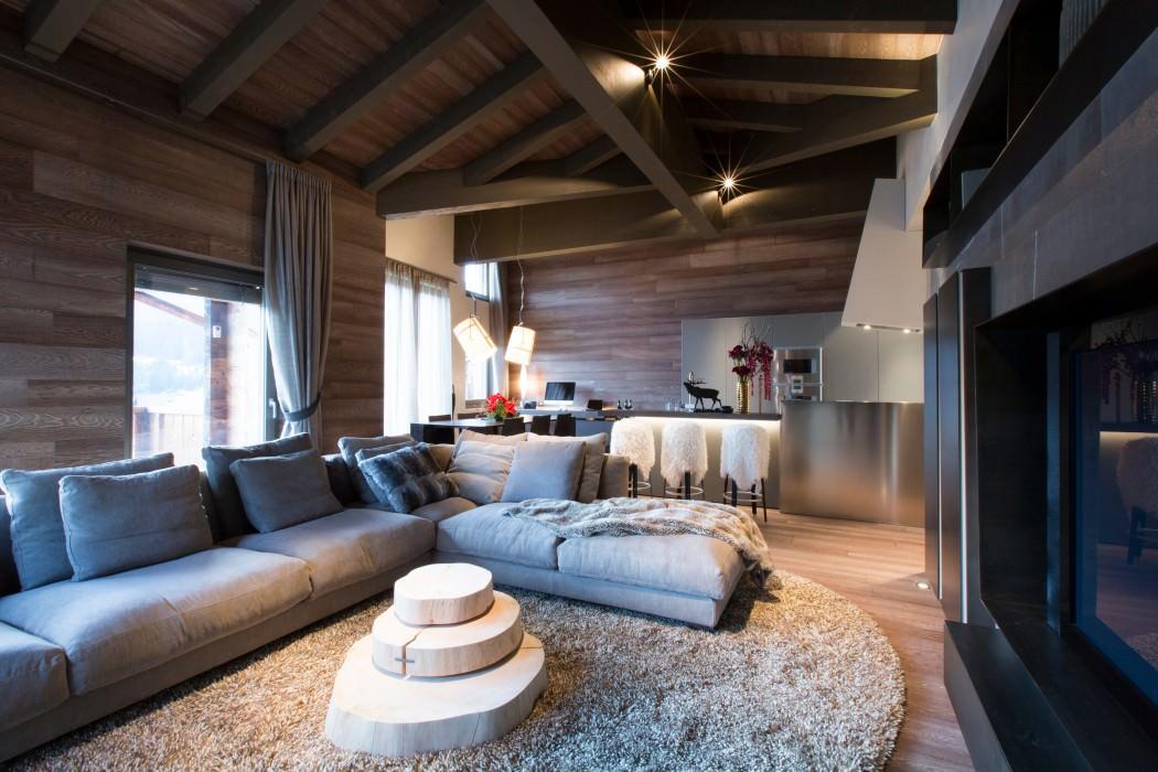 Lenzerheide Apartment by Angelo Pozzoli
